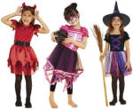 Mädchen Halloween-Kostüm, 2-teilig