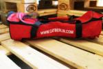 CAT 2Droid - Tasche für Elektrisches Zweirad / Hoverboard Rot Tragegriff NEU OVP