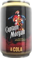 Captain Morgan & Cola