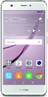 Smartphones - Huawei nova 32 GB Silber Dual SIM