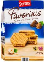 SONDEY Favorinis Kakao-Haselnuss-Törtchen