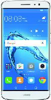 Smartphones - Huawei Nova Plus 32 GB Silber Dual SIM