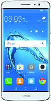 Huawei - Smartphones - Huawei Nova Plus 32 GB Silber Dual SIM