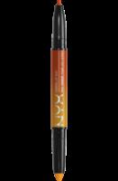 Lippenstift Ombre Lip Duo Peaches & Cream