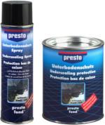 Presto Unterbodenschutz Bitumen schwarz 2500 g