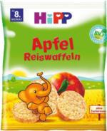 Hipp Reiswaffeln oder Hirse-Kringel