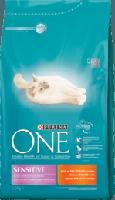 Trockenfutter für Katzen, Sensitive mit Truthahn