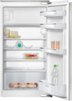 KI 20 LV 62 Einbau-Kühlschrank mit Gefrierfach weiß / A++
