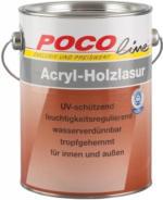 Holzlasur2,5 Liter