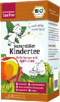 Kindertee TeeFee Bio-Früchtetee mit Apfel-Zimt