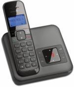 Sinus CA 34 Schnurlostelefon mit Anrufbeantworter anthrazit