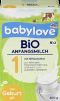 Bio Anfangsmilch 1 von Geburt an