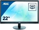 PC Monitore 19 - 22,2 Zoll - AOC E2270SWN 21.5 Zoll Full-HD Monitor (1x VGA Kanäle, 5 ms Reaktionszeit)