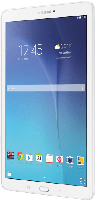 Tablets - Samsung Galaxy Tab E  9.58 Zoll Tablet Weiß
