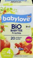 Bio Babytee Früchte nach dem 4. Monat