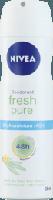 Deo Spray Deodorant Fresh Pure