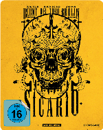 Sicario (Steel-Edition) [Blu-ray]
