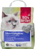 Katzenstreu, Ultra-Klumpstreu naturweiß