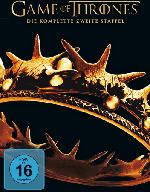 Game of Thrones - Staffel 2 [DVD]