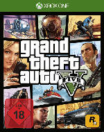 Xbox One Spiele - GTA 5 - Grand Theft Auto V [Xbox One]