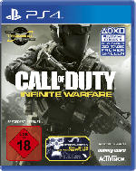 PS4 Spiele - Call of Duty®: Infinite Warfare (Day One Edition) [PlayStation 4]