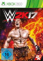 Xbox 360 Spiele - WWE 2K17 [Xbox 360]