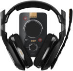 A40 TR + MixAmp Pro TR Gaming-Headset schwarz