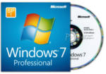 Microsoft Windows 7 Professional Englisch 32-Bit Refurbished SP1 Betriebssystem