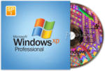 Windows XP Professional SP3 Englisch Betriebssystem Refurbished