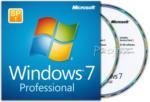 Microsoft Windows 7 Professional Englisch 32- und 64-Bit Refurbished SP1 Betriebssystem