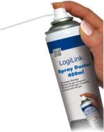 Logilink Reinigung Druckluft Spray, 400ml