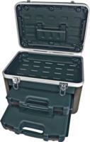 Werkzeugbox, 163-tlg., 2 gefüllte Koffer