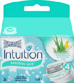 Intuition naturals sensitive care Rasierklingen