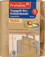 Tragegriff-Bio-Kompostbeutel mit Tragegriff