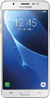 Smartphones - Samsung Galaxy J7 (2016) 16 GB Weiß