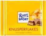 Ritter SPORT Schokolade Knusperflakes