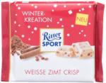 Ritter SPORT Schokolade Weisse Zimt Crisp