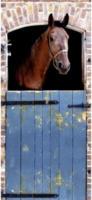 Türdecor Pferd