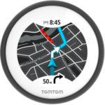 TomTom VIO Navigationsgerät für Motorroller, in Schwarz