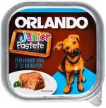 ORLANDO Hundenassnahrung Pastete Junior