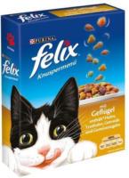 FELIX Knuspermenü für Katzen mit Geflügel