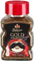 BELLAROM Löslicher Kaffee Gold entkoffeiniert gefriergetrocknet