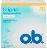 o.b. Tampons normal Original, 64 Stück