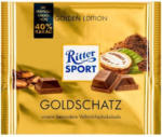 Ritter SPORT Schokolade Goldschatz