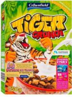 CROWNFIELD Tiger Crunch