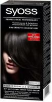 Syoss Haarcoloration 1-1 Schwarz Stufe 3