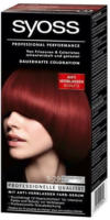 Syoss Haarcoloration 5-29 Intensives Rot Stufe 3