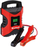 Einhell Batterie-Ladegerät CC-BC 10 M mit mehrstufigem Ladezyklus, 6 V/12 V 3-200 Ah