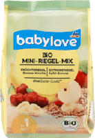 Fruchtriegel Bio Mini-Riegel-Mix ab 1 Jahr