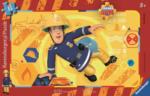 Feuerwehrmann Sam in Aktion 15 Teile Rahmenpuzzle - Ravensburger